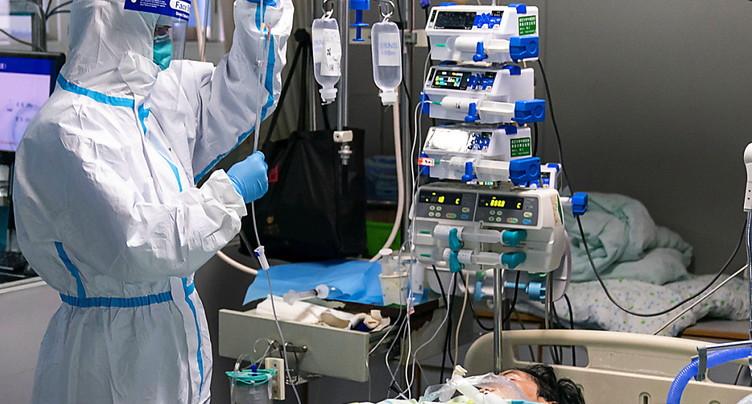 Virus en Chine: le bilan monte à 54 morts, plus de 300 nouveaux cas