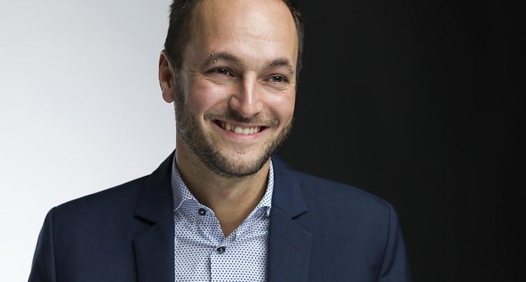 Présidence du PS: le duo Mathias Reynard et Priska Seiler candidat
