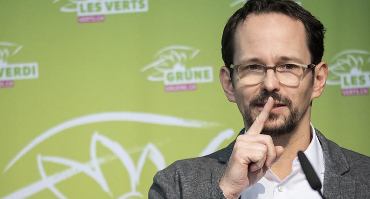 Balthasar Glättli candidat à la présidence des Verts