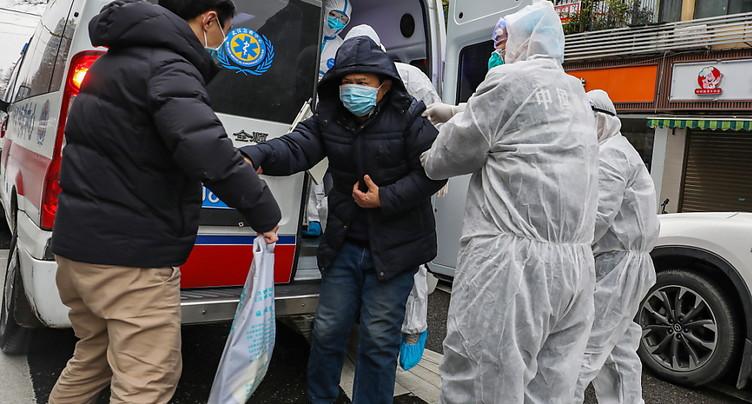 Virus: la Mongolie ferme sa frontière routière avec la Chine