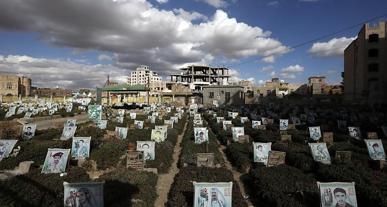 Les rebelles houthis prennent un axe stratégique autour de Sanaa