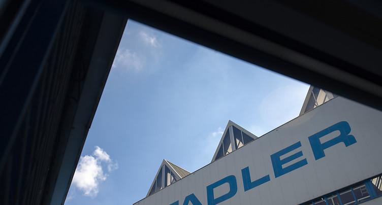Stadler Rail remporte une commande à Newcastle