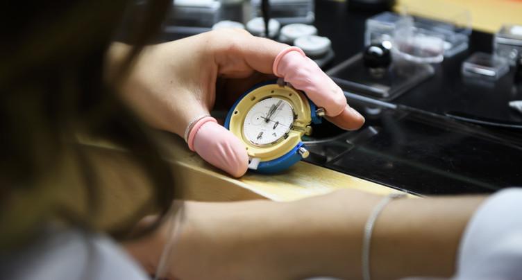 Les exportations horlogères ont crû de 5,8% en décembre