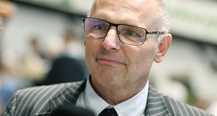 UDC: le Zurichois Alfred Heer brigue la succession d'Albert Rösti