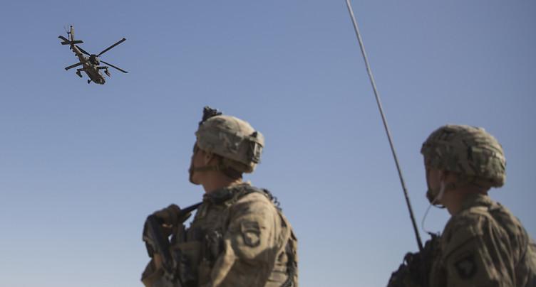 Record de munitions larguées par les Etats-Unis en 2019 en Afghanistan