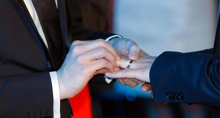 Le mariage pour tous devrait être mis en place rapidement