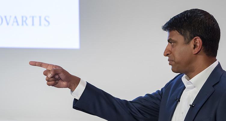 Novartis: le patron a gagné plus de 10 millions en 2019