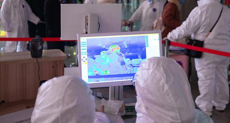 Une cinquantaine de cas suspects de coronavirus en Suisse