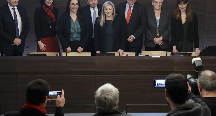 Vaud: le gouvernement présente ses objectifs de fin de législature