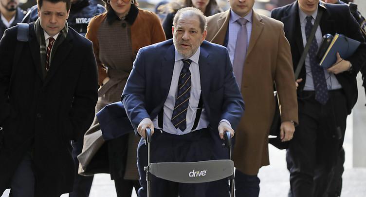 La procureure appelle à croire les femmes et à condamner Weinstein