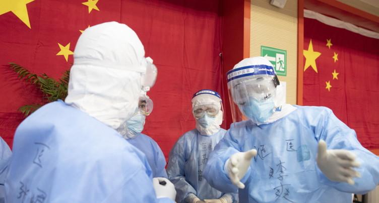 Coronavirus: plus de 1600 décès en Chine continentale