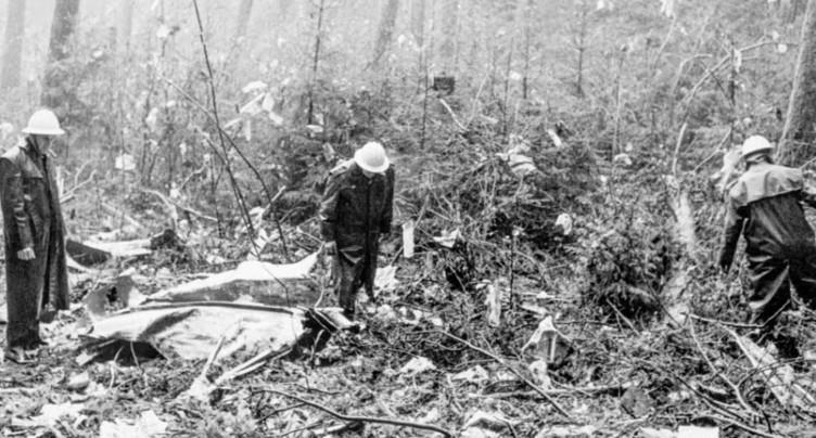 Il y a 50 ans, un attentat était commis contre un avion de Swissair