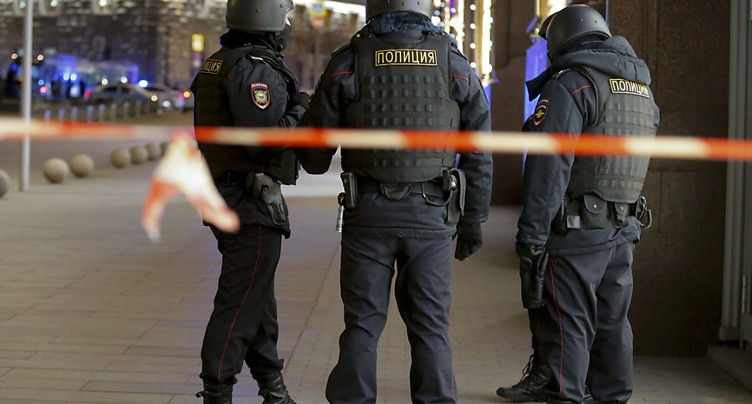 Attaque au couteau dans une église à Moscou, deux blessés