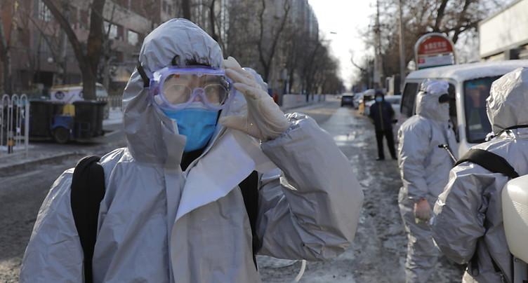 Nouveau coronavirus: des experts mondiaux se réunissent à Pékin