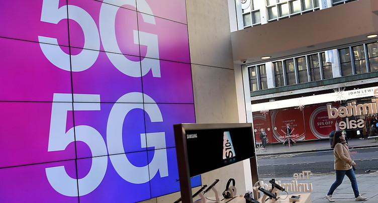 Huawei: Trump menace de cesser le partage de renseignements