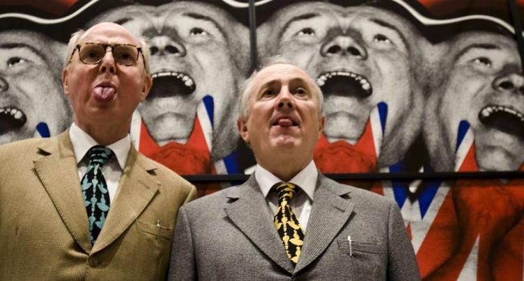 Rétrospective Gilbert & George à la Kunsthalle à Zurich