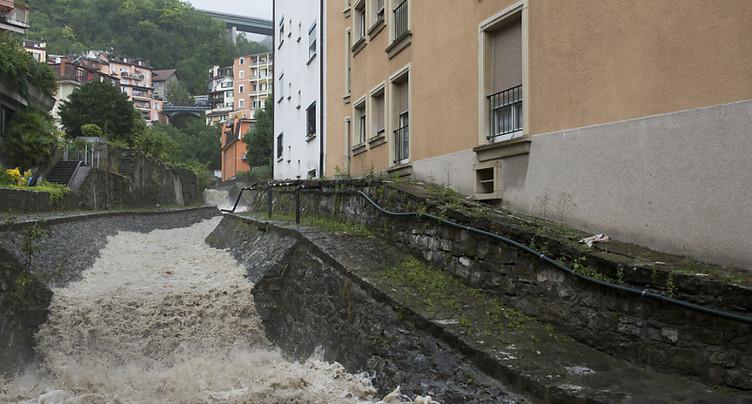 Montreux: une femme décède après une chute dans une rivière