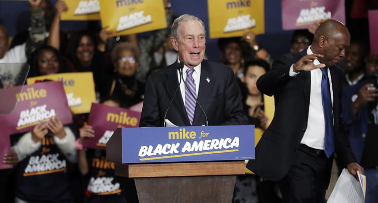Le milliardaire Michael Bloomberg au prochain débat démocrate