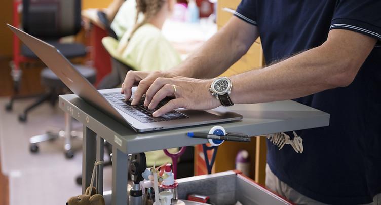Le dossier électronique du patient repoussé à l'été