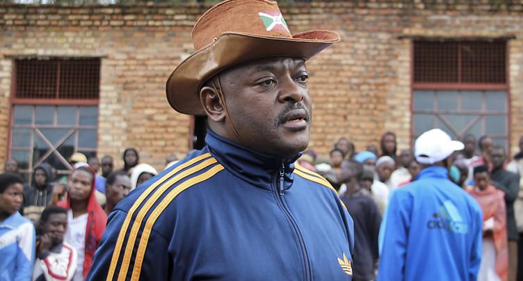 Le président burundais sortant nommé « guide suprême du patriotisme »