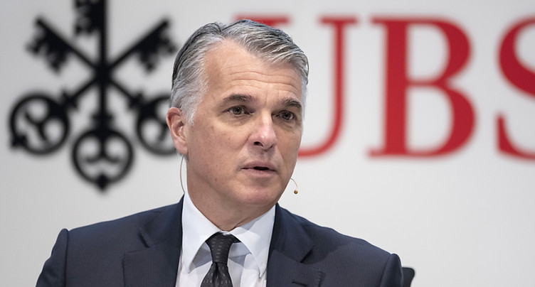Sergio Ermotti quitte UBS