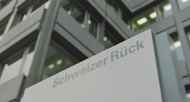 En nette croissance, Swiss Re peine à satisfaire les attentes
