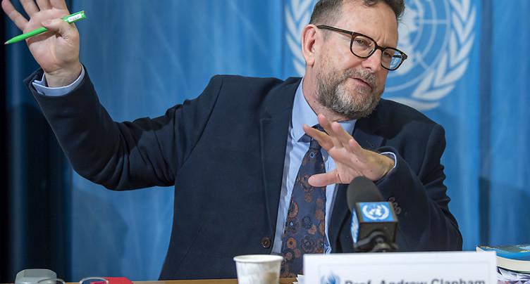 Sud-Soudan: membres du gouvernement visés par 3 enquêteurs à l'ONU