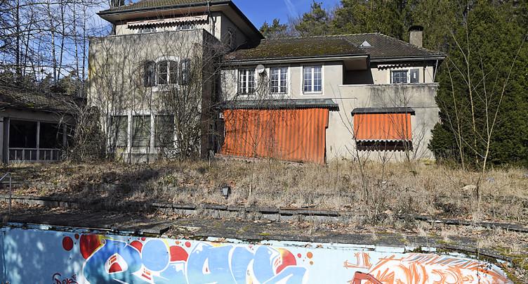 Une société immobilière rachète la villa Erb à Winterthour (ZH)