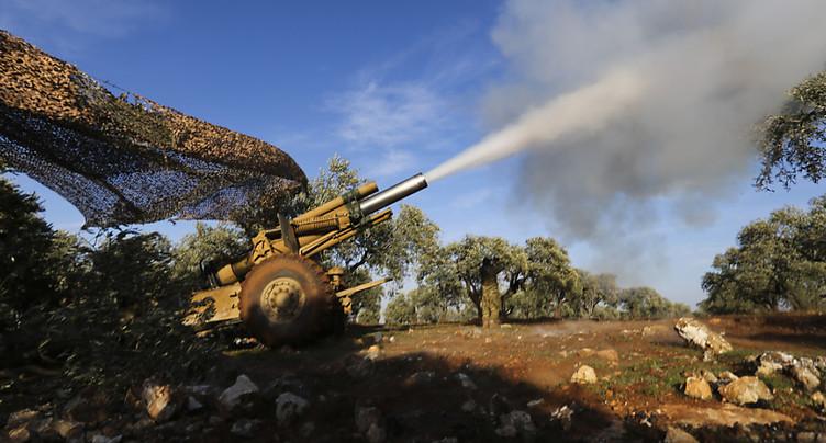Deux soldats turcs tués dans une frappe aérienne en Syrie, frictions Moscou-Ankara
