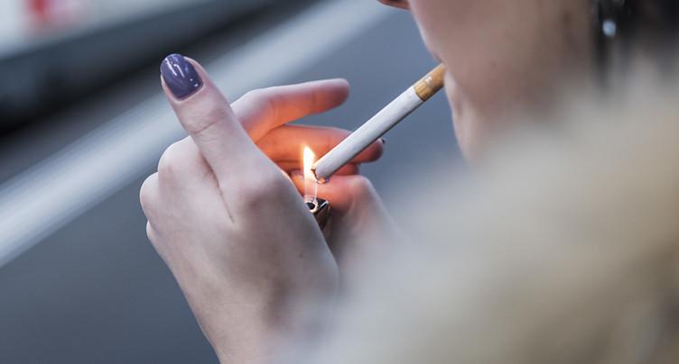 La Suisse mauvais élève pour les mesures anti-tabac