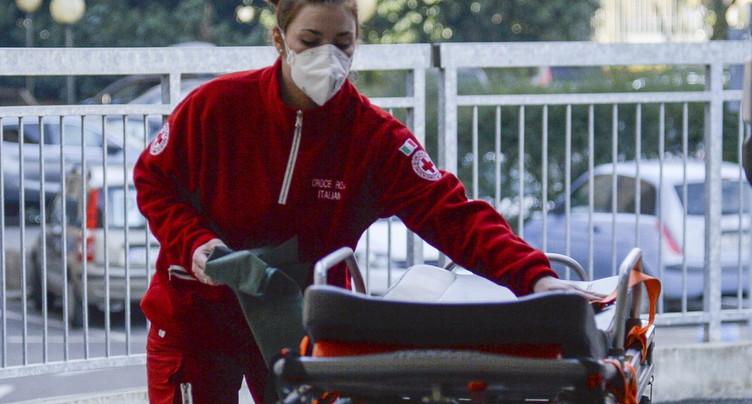Six personnes testées positives au coronavirus en Lombardie