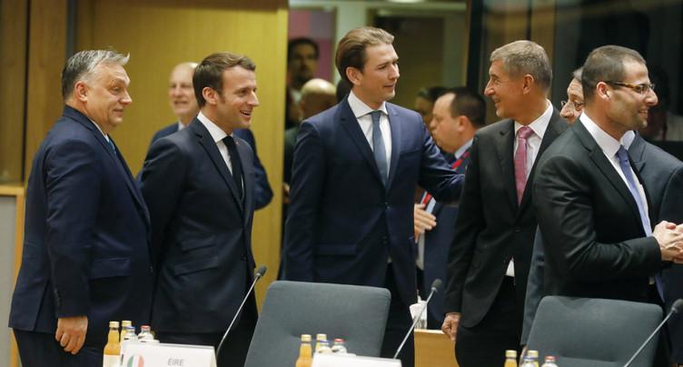 Budget de l'UE: fin du sommet sans accord entre les 27