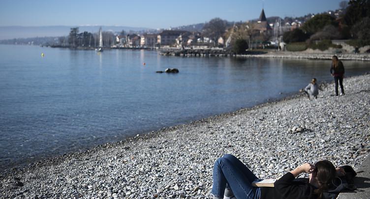 La Suisse va connaître son hiver le plus doux