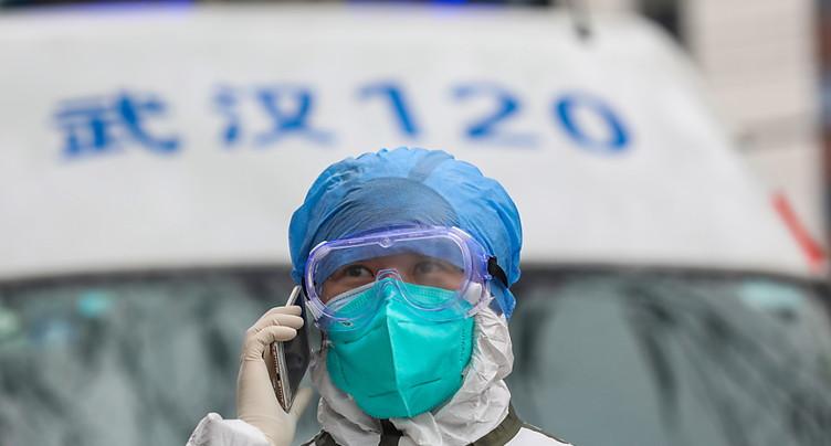 Nouveaux cas en Corée du Sud, ralentissement en Chine