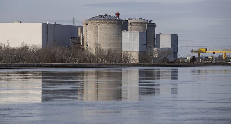 Fessenheim: réacteur n°1 débranché sans problème, pas sans amertume