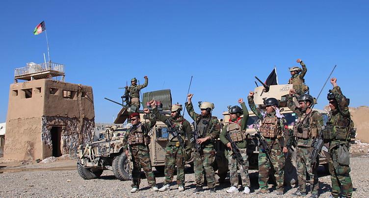 Débuts encourageants d'une trêve historique en Afghanistan