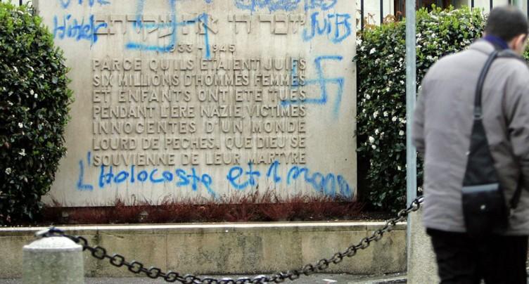 L'idée du complot antisémite se renforce en Suisse