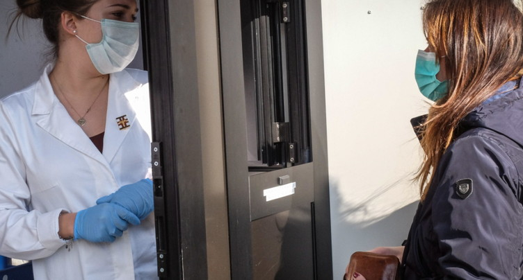 Coronavirus: l'OFSP surveille l'évolution de la situation en Italie