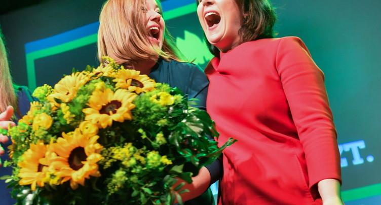 Revers électoral à Hambourg pour le parti d'Angela Merkel
