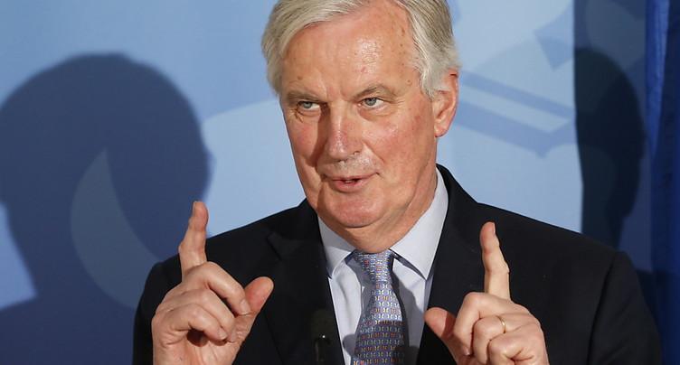 L'UE fixe ses lignes rouges pour négocier avec Londres