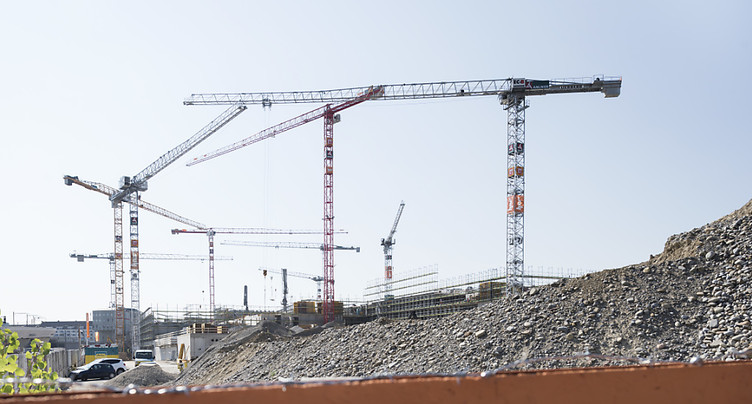 Unia met en garde contre l'augmentation du stress sur les chantiers