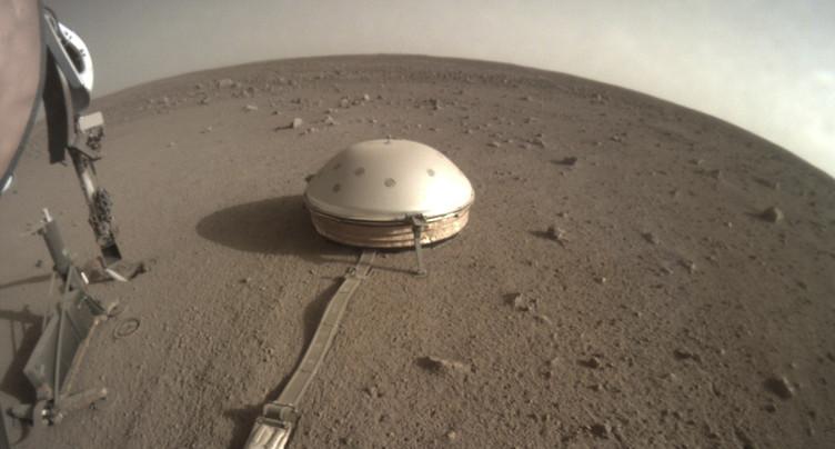 Planète Mars: InSight livre une abondante récolte de données