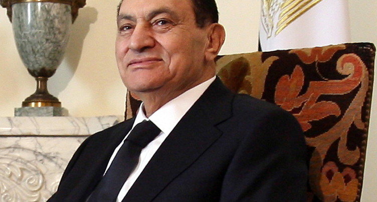 L'ex-président égyptien Hosni Moubarak est mort à 91 ans (famille)