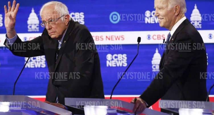 Sanders sous le feu de ses rivaux en ouverture du débat démocrate