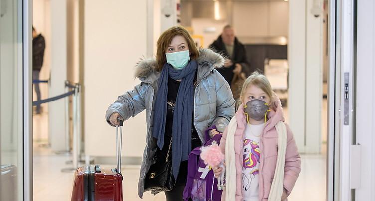 Les voyagistes suisses n'échappent pas à la peur du coronavirus