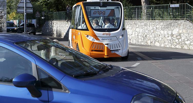 Voitures autonomes en Suisse: trois scénarios évalués par TA-SWISS