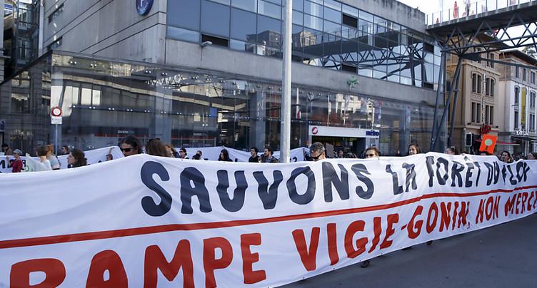 Lausanne: après la décision du TAF, le projet de tram va de l'avant
