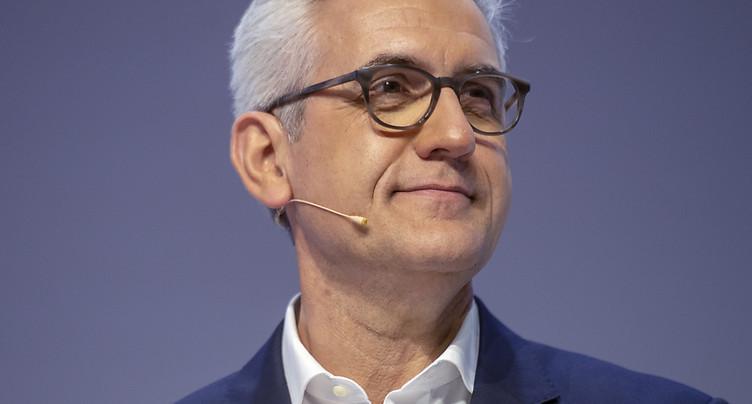 Le nouveau directeur d'ABB gagnera moins que son prédécesseur