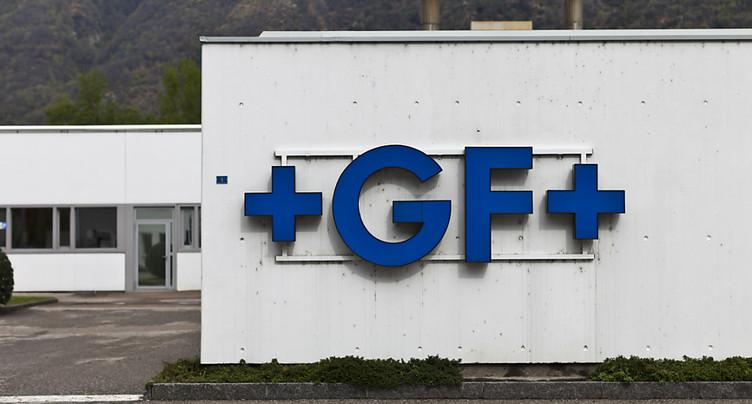 Ventes et rentabilité en net repli pour Georg Fischer