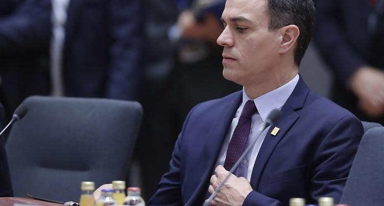 Pedro Sanchez tente le dialogue avec les séparatistes